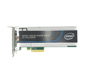 Intel NVME SSD DC P3700 Series 2TB, 1/2 Height PCIe 3.0, 20nm, SSDPEDMD020T4D (57GV2)