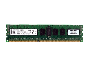 Kingston 8GB 1Rx4 PC3-12800R DDR3 ECC Registered Memory (SL8D316R11S4KF)