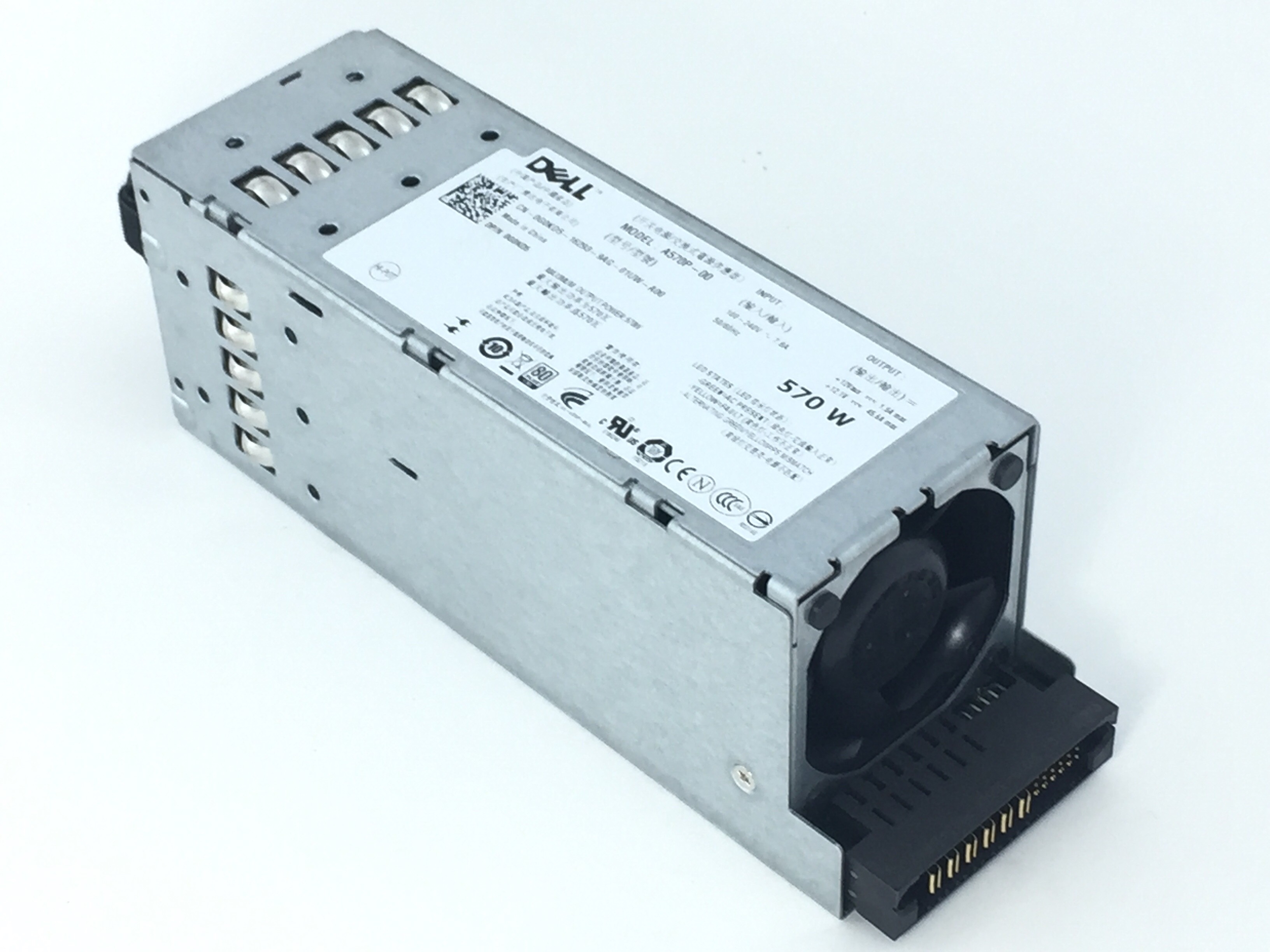 Dell PowerEdge R710 570W Power Supply (G0KD5)