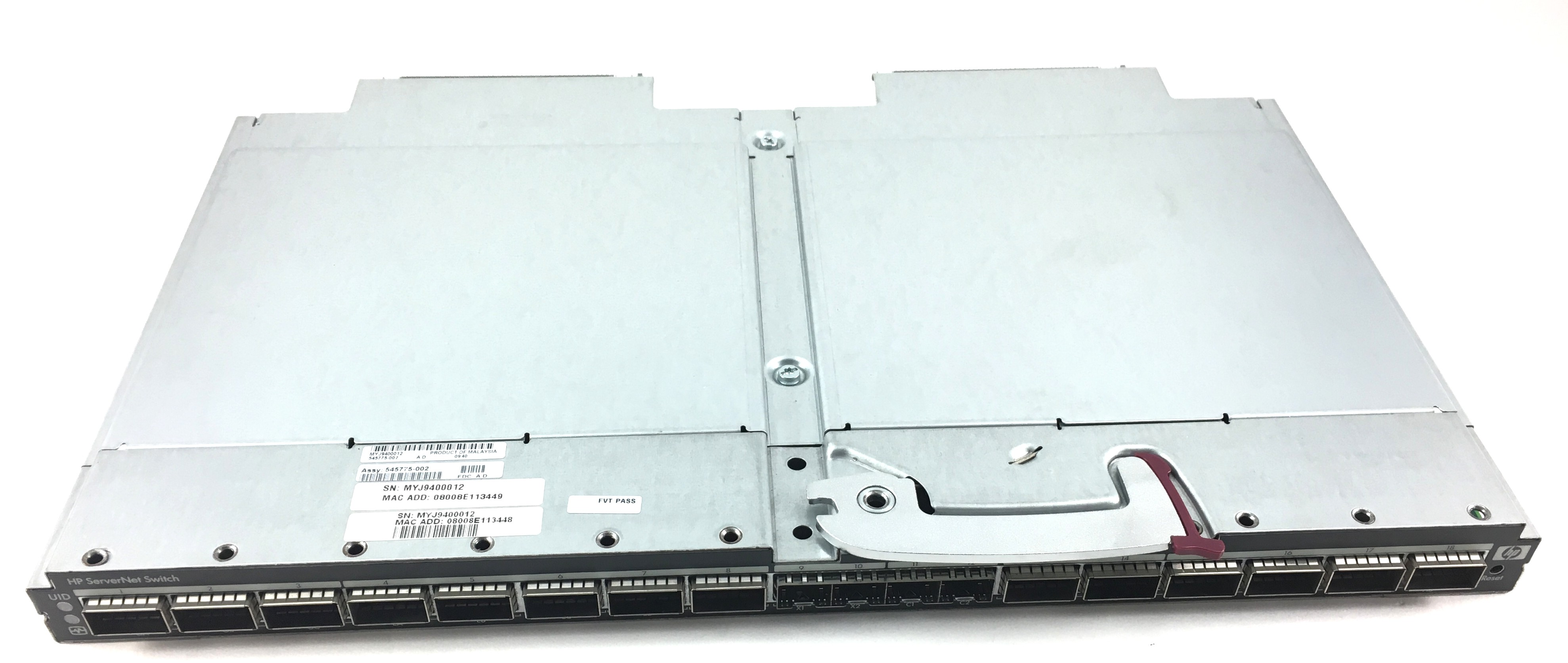 HP BLC C-Class Servernet Inifiniband Module Switch (545775-002)