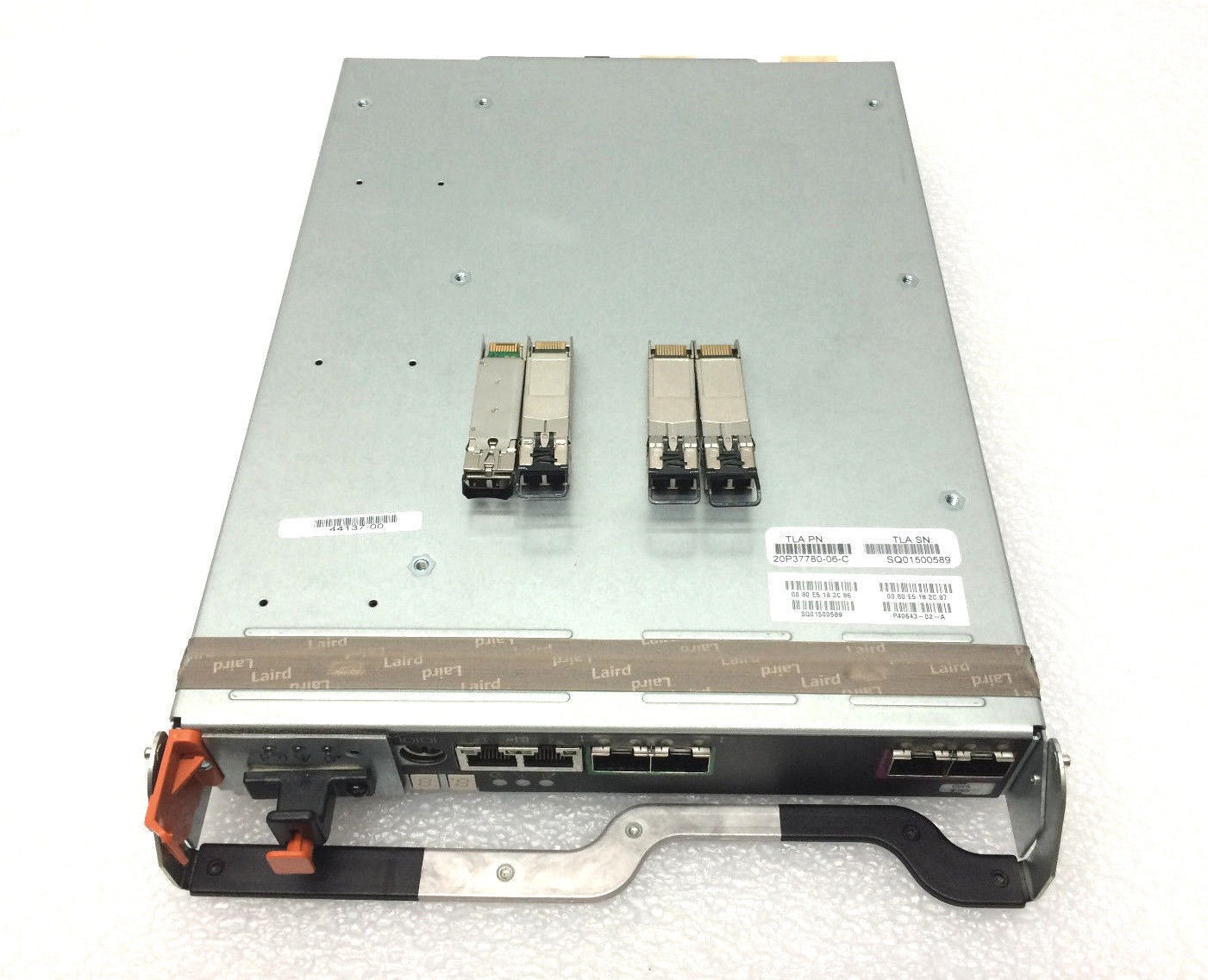 Lsi Dualhost 4 X 8GB SFP Drive Channel Controller (44137-00)