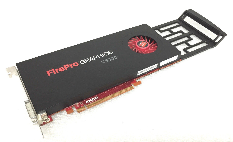 Dell AMD FirePro V5900 2Gb GDDR5 PCI-E X16 Graphics Card (5DRVJ)