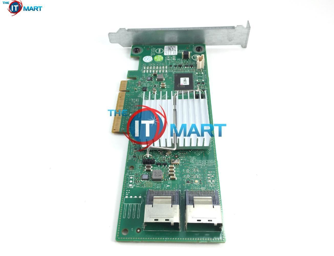 DELL POWEREDGE H310 8 PORT PCI-E 6GBPS SAS/SATA RAID CONTROLLER (HV52W)